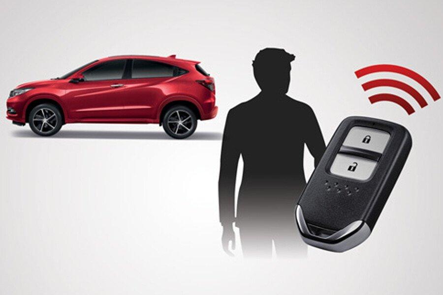 Honda HR-V L 2020 (Ghi bạc/ Xanh dương/ Đen Ánh) - Hình 40