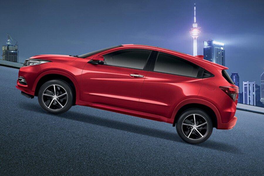 Honda HR-V L 2020 (Ghi bạc/ Xanh dương/ Đen Ánh) - Hình 42