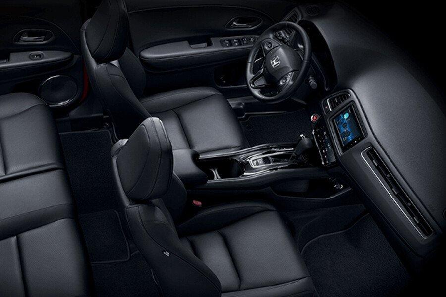 Honda HR-V L 2019 (Trắng ngọc/ Đỏ) - Hình 15