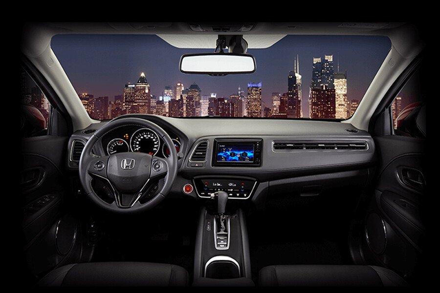 Honda HR-V L 2019 (Trắng ngọc/ Đỏ) - Hình 16