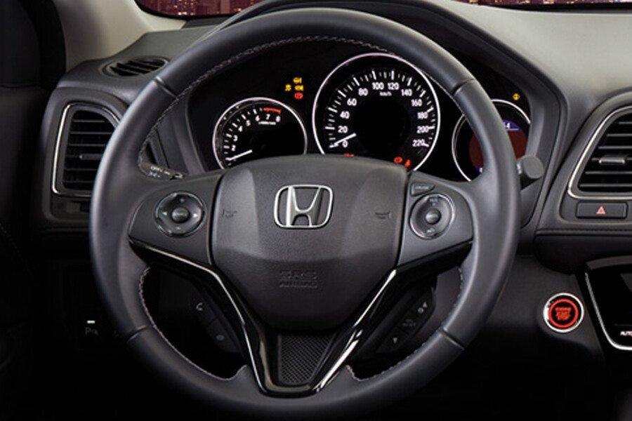 Honda HR-V L 2019 (Trắng ngọc/ Đỏ) - Hình 19
