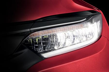 Honda HR-V L 2019 (Trắng ngọc/ Đỏ) - Hình 3