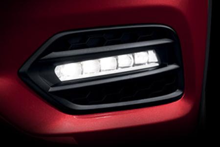 Honda HR-V L 2019 (Trắng ngọc/ Đỏ) - Hình 4