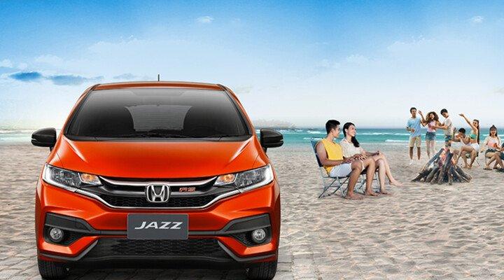 Honda Jazz 1.5 RS 2019 - Hình 1