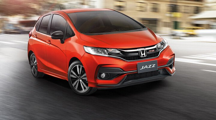 Honda Jazz 1.5 V 2019 - Hình 4