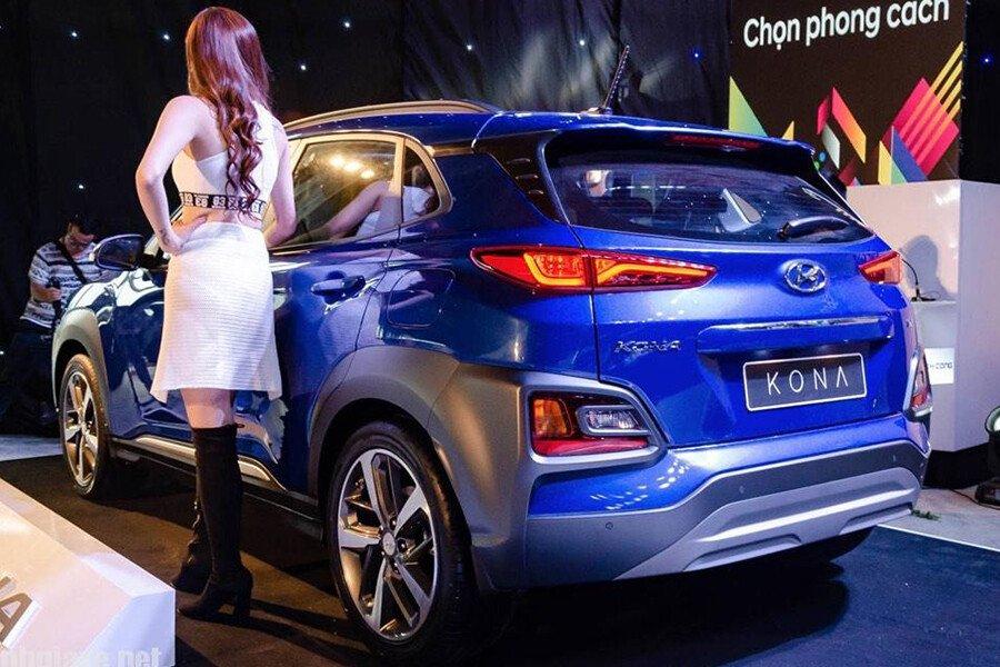 Hyundai Kona 2.0 AT Tiêu Chuẩn - Hình 11