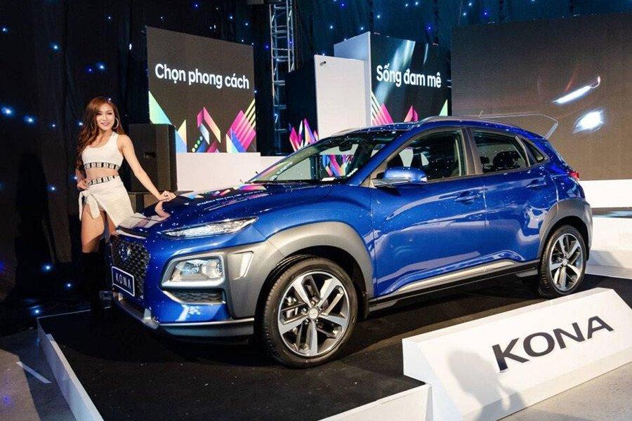 Hyundai Kona 2.0 AT Tiêu Chuẩn - Hình 6