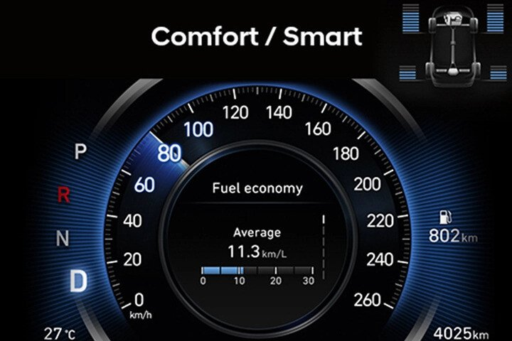 Hyundai Santa Fe 2.2 Dầu - Hình 24