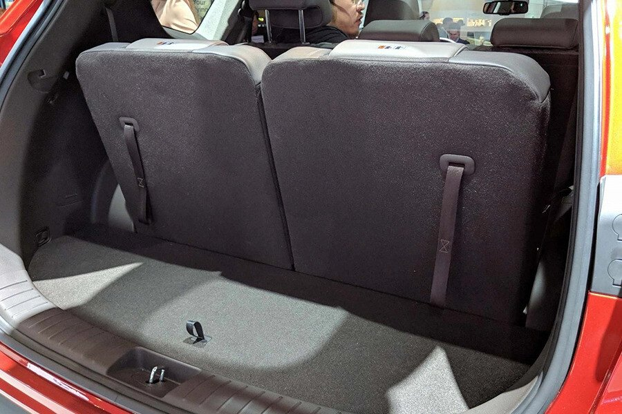 Hyundai Santa Fe 2.2 Dầu Cao Cấp - Hình 21