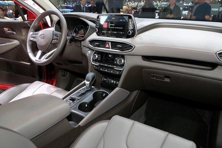 Hyundai Santa Fe 2.2 Dầu Cao Cấp - Hình 23