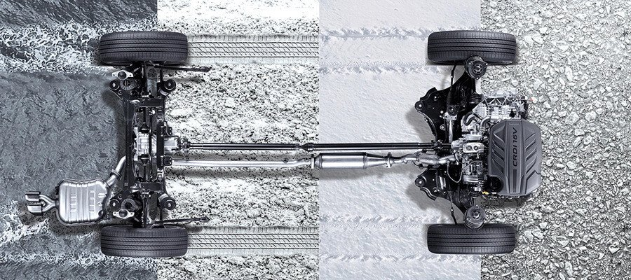 Hyundai Santa Fe 2.2 Dầu Cao Cấp - Hình 26