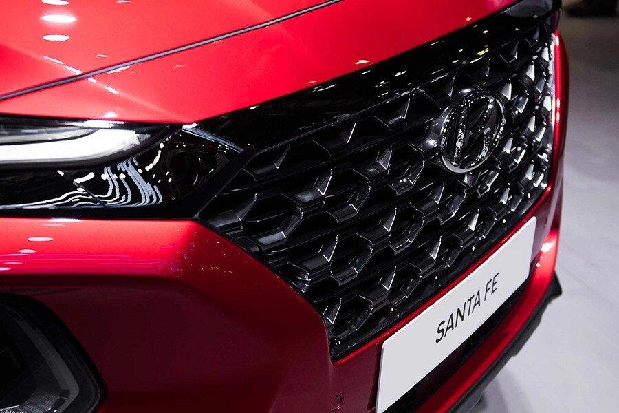 Hyundai Santa Fe 2.2 Dầu Cao Cấp - Hình 3
