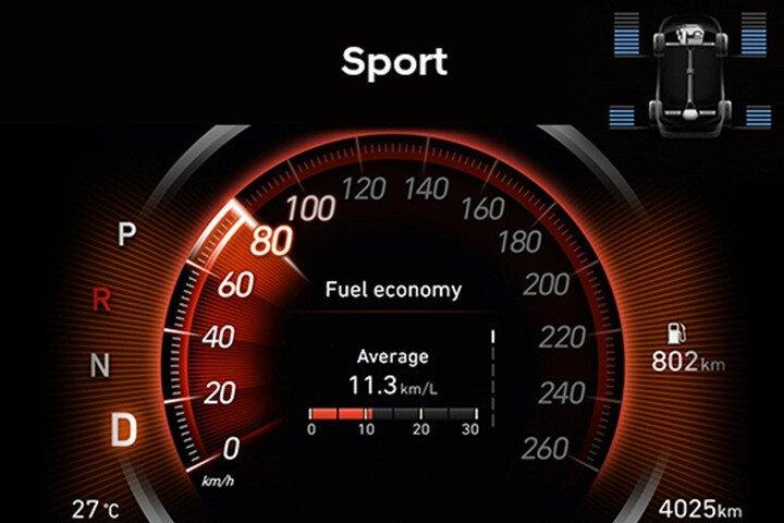 Hyundai Santa Fe 2.4 Xăng - Hình 26