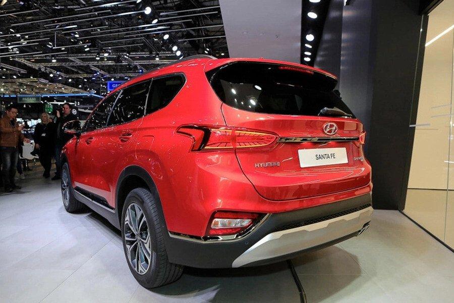 Hyundai Santa Fe 2.4 Xăng - Hình 7