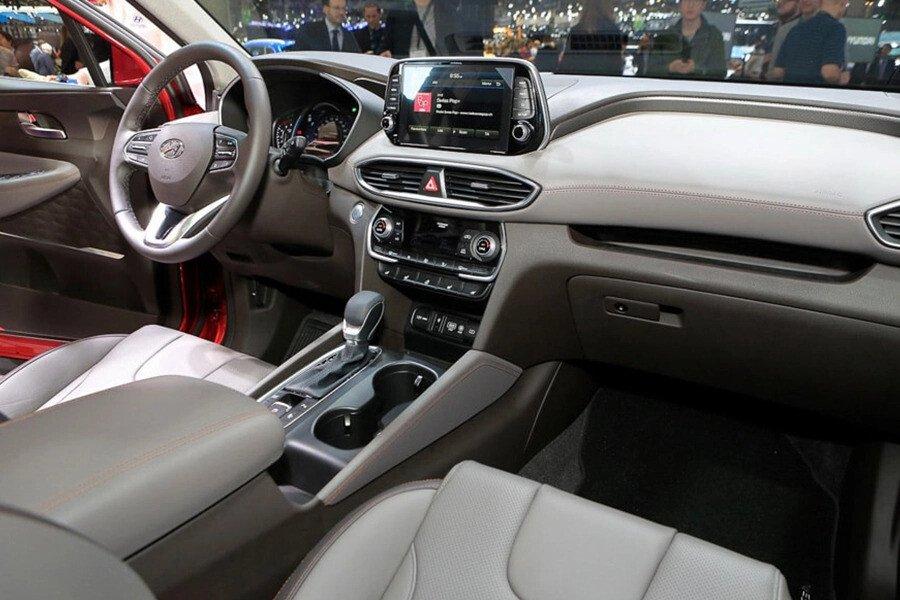 Hyundai Santa Fe 2.4 Xăng Cao Cấp - Hình 12