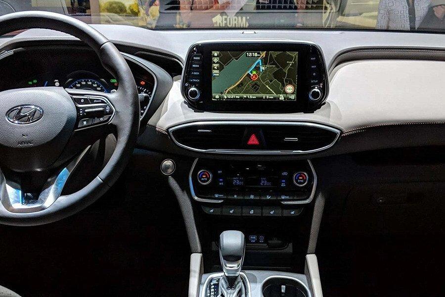 Hyundai Santa Fe 2.4 Xăng Cao Cấp - Hình 14
