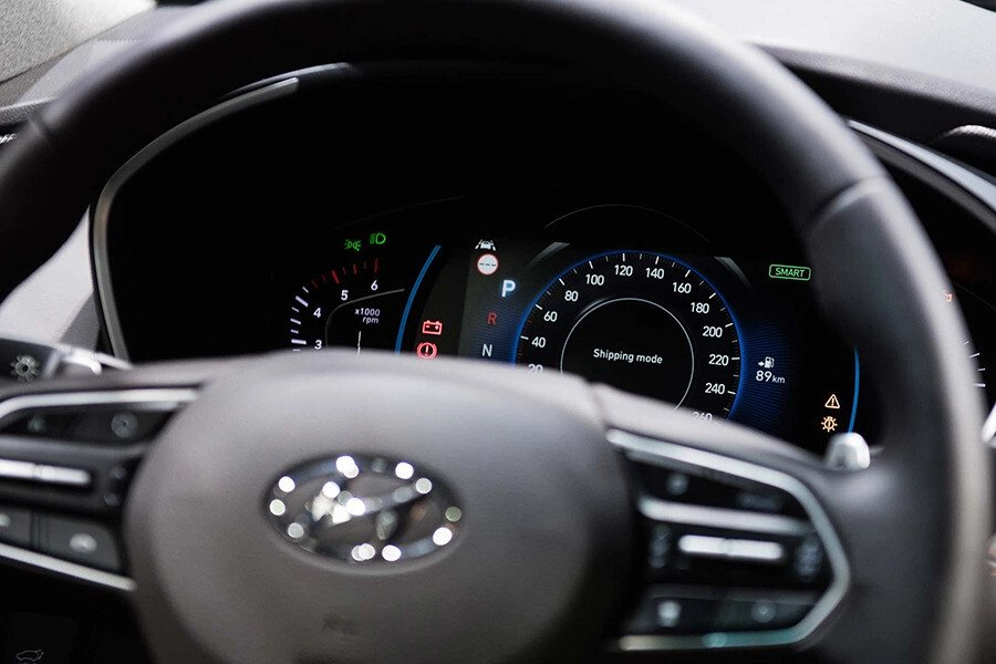 Hyundai Santa Fe 2.4 Xăng Cao Cấp - Hình 15
