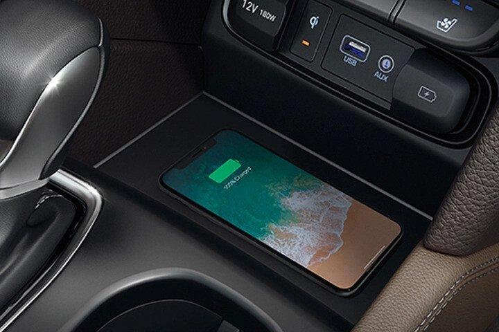 Hyundai Santa Fe 2.4 Xăng Cao Cấp - Hình 17