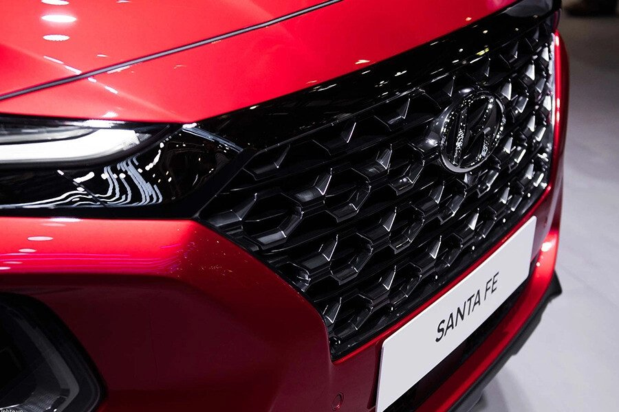 Hyundai Santa Fe 2.4 Xăng Cao Cấp - Hình 3