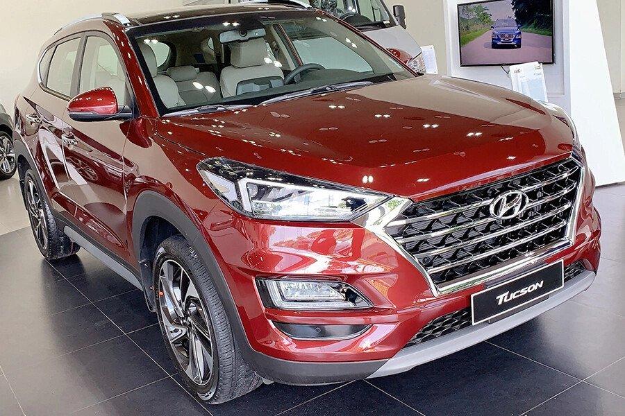 Hyundai Tucson 1.6 T-GDI Đặc Biệt - Hình 2