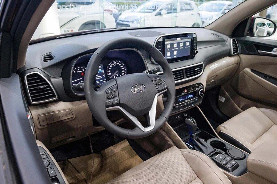 Hyundai Tucson 2.0 Diesel 2019 - Hình 15