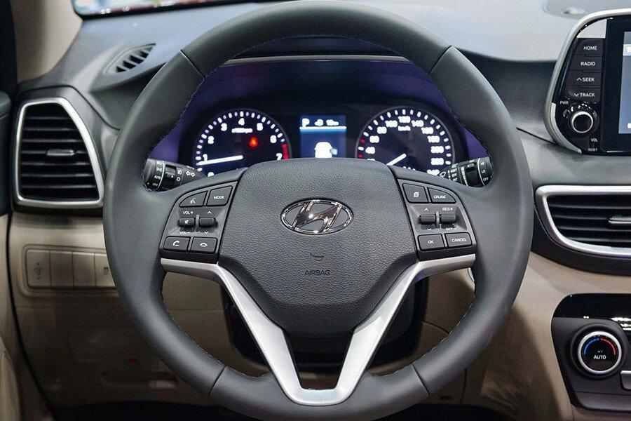 Hyundai Tucson 2.0 Diesel 2019 - Hình 16