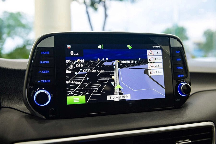 Hyundai Tucson 2.0 Diesel 2019 - Hình 19