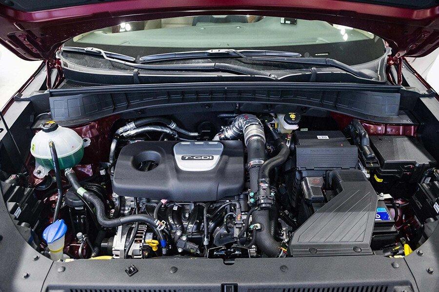 Hyundai Tucson 2.0 Diesel 2019 - Hình 27