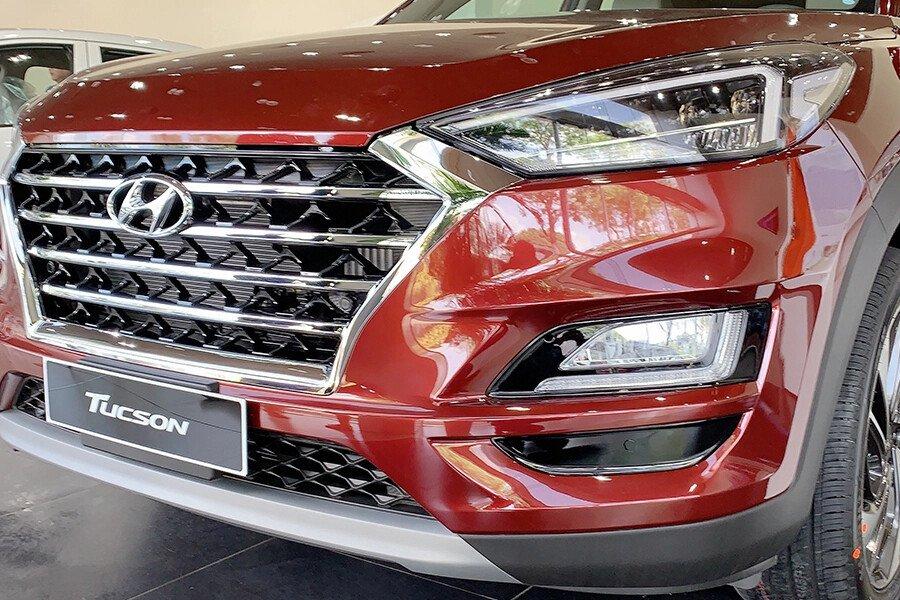 Hyundai Tucson 2.0 Diesel 2019 - Hình 3
