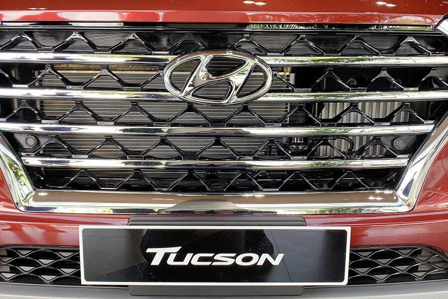 Hyundai Tucson 2.0 Diesel 2019 - Hình 5