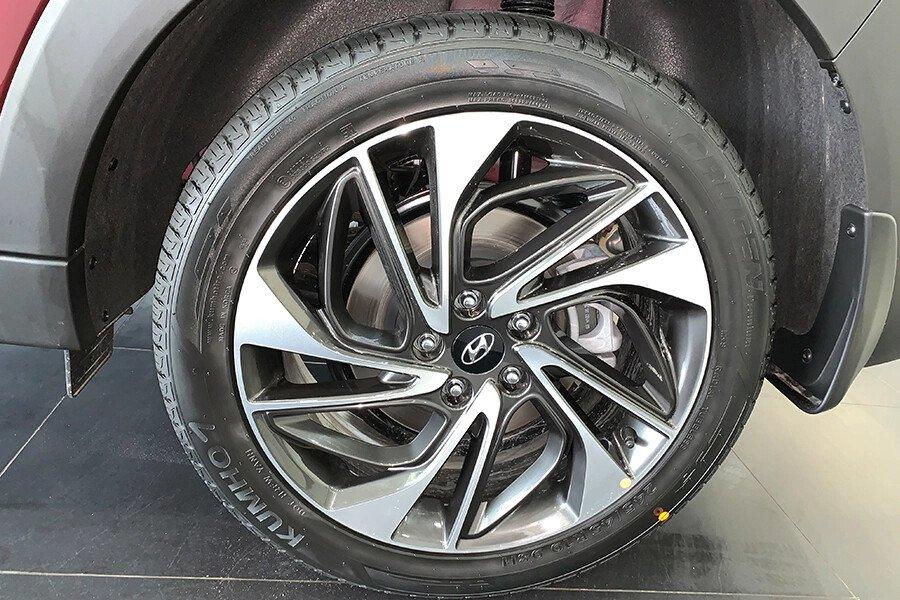Hyundai Tucson 2.0 Diesel 2019 - Hình 7