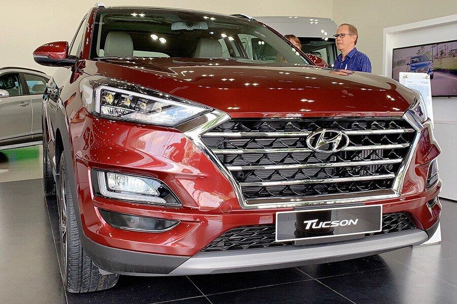 Hyundai Tucson 2.0 Tiêu Chuẩn 2020 - Hình 1
