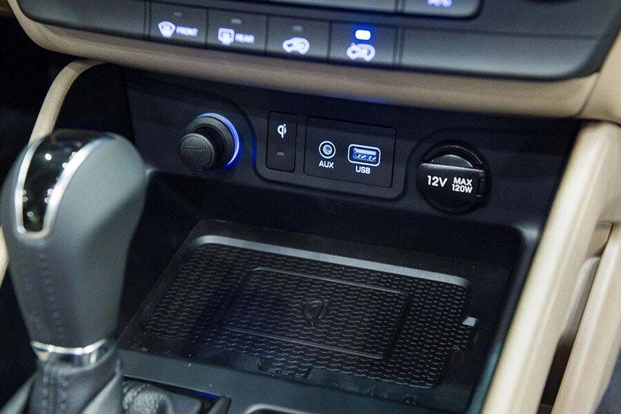 Hyundai Tucson 2.0 Tiêu Chuẩn 2020 - Hình 25