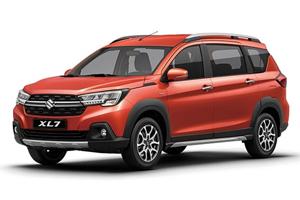 Suzuki The All New XL7