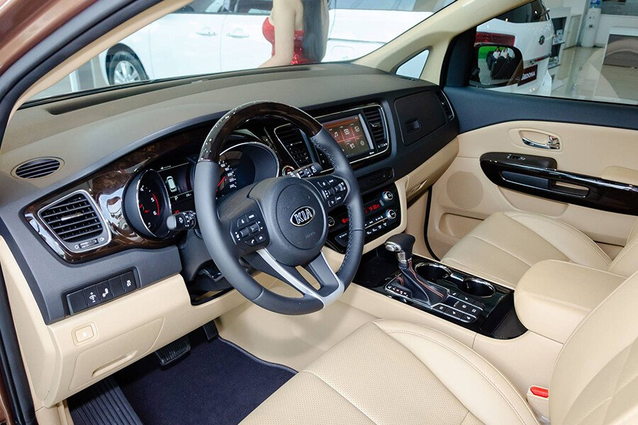 Kia Grand Sedona 2.2L Luxury (DAT) 2021 - Hình 13