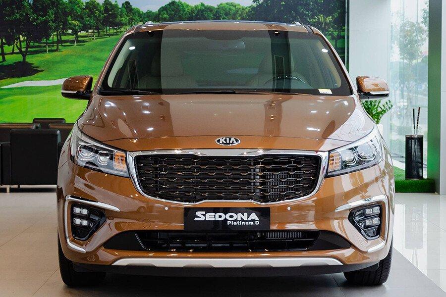 Kia Grand Sedona 2.2L Luxury (DAT) 2021 - Hình 2