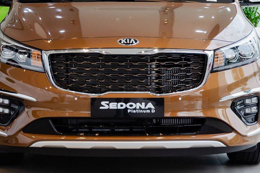Kia Grand Sedona 2.2L Luxury (DAT) 2021 - Hình 3