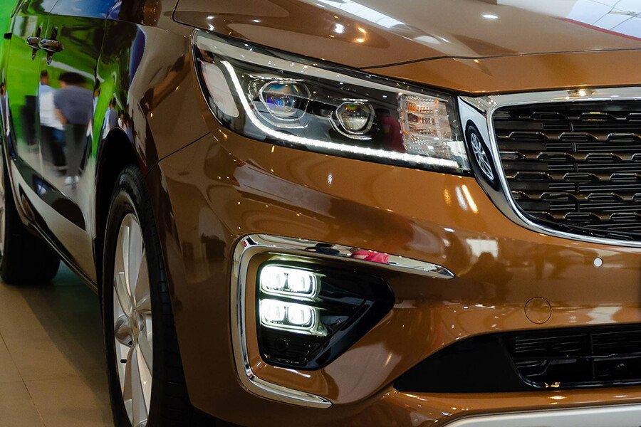 Kia Grand Sedona 2.2L Luxury (DAT) 2021 - Hình 5