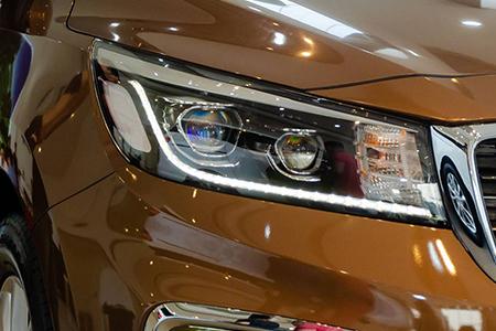 Kia Grand Sedona 2.2L Luxury (DAT) 2021 - Hình 6