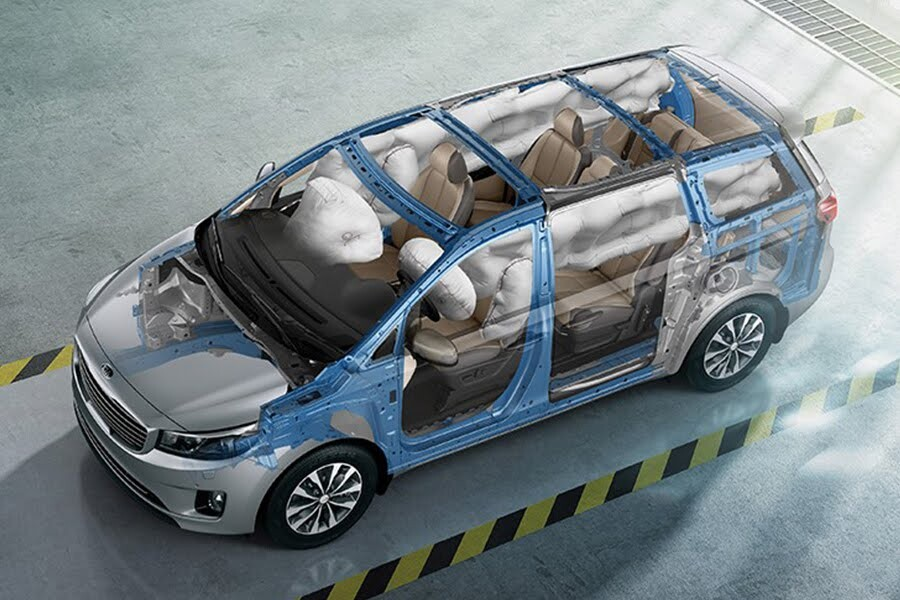 Kia Grand Sedona 2.2L Platinum (DATH) 2021 - Hình 24