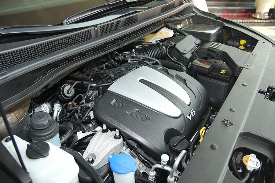 Kia Grand Sedona 3.3L Platinum (GATH) 2021 - Hình 21
