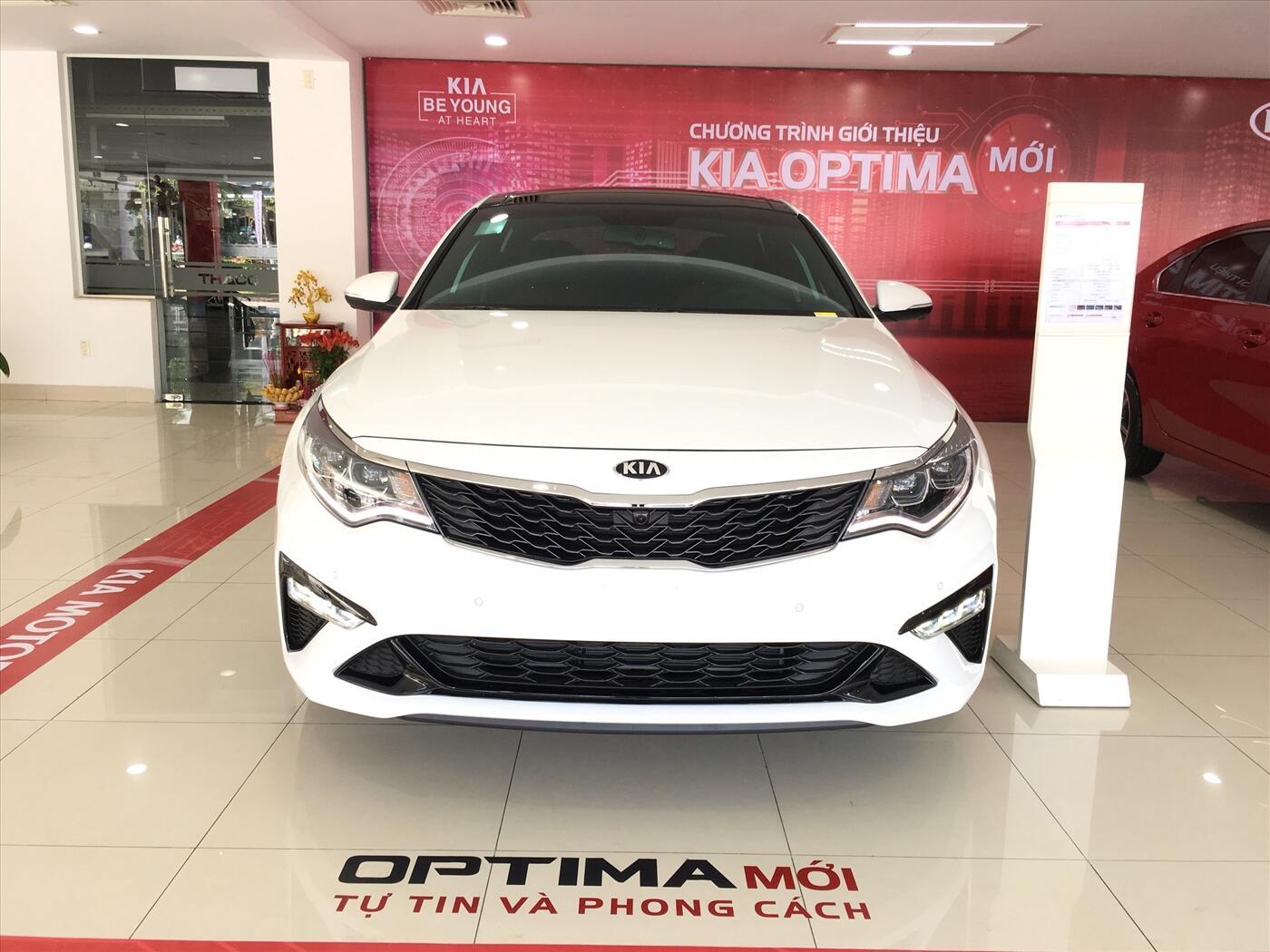 KIA Optima Premium - Hình 2