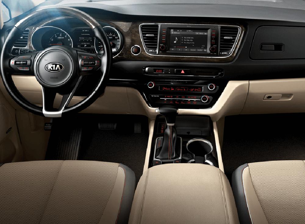 Kia Grand Sedona 2.2L Luxury (DAT) 2021 - Hình 19