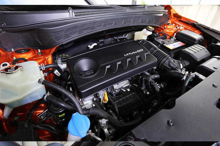 Kia Seltos 1.6L Premium - Hình 16
