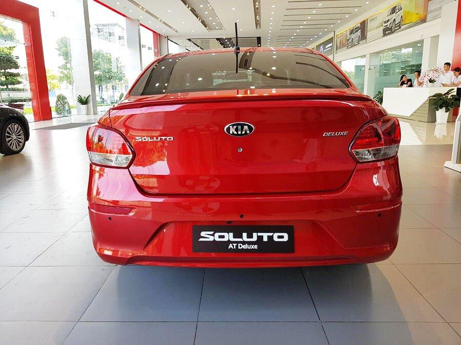 KIA Soluto AT Deluxe 1.4L - Hình 6