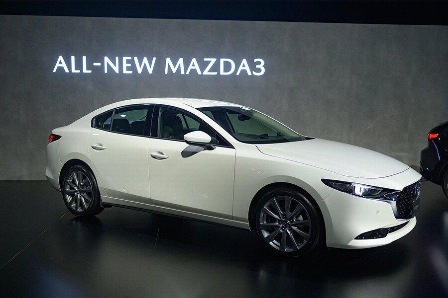 Mazda 3 Deluxe 2020 - Hình 1