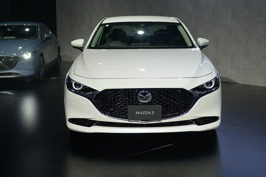 Mazda 3 Deluxe 2020 - Hình 2