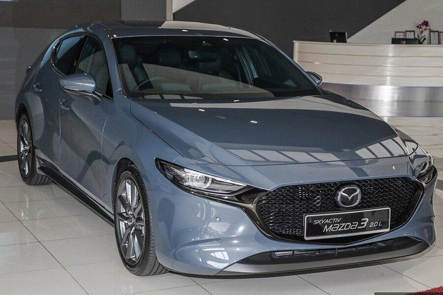 Mazda 3 Sport Deluxe 2020 - Hình 1