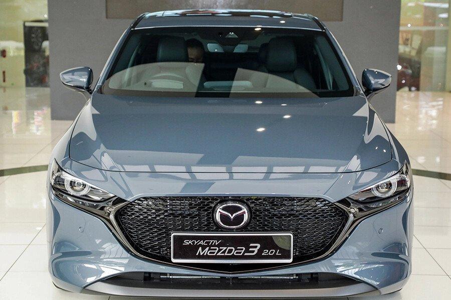 Mazda 3 Sport Deluxe 2020 - Hình 2