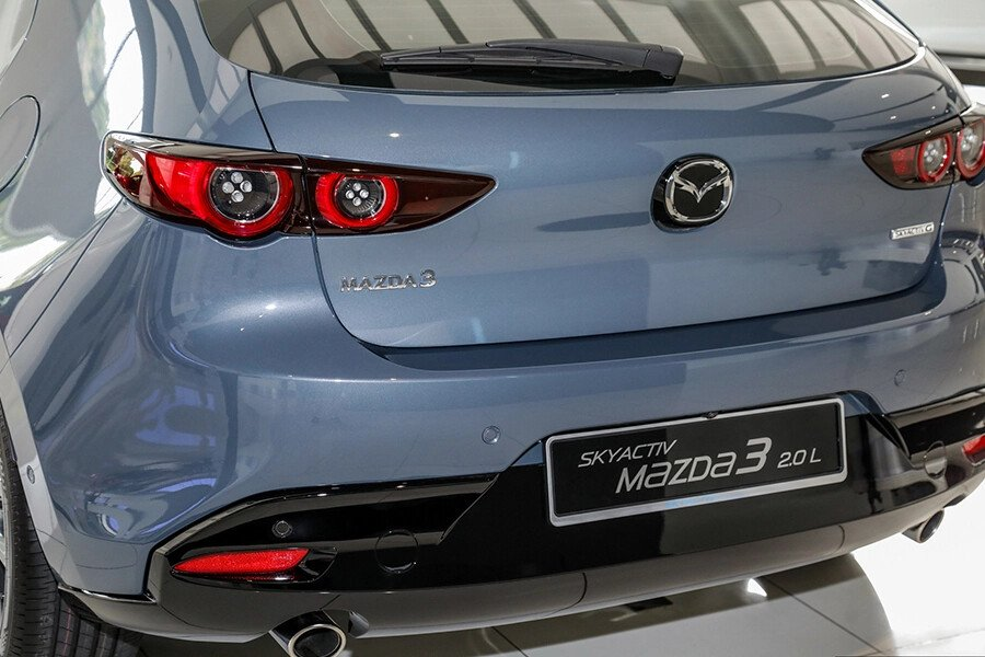 Mazda 3 Sport Signature Premium 2020 - Hình 8